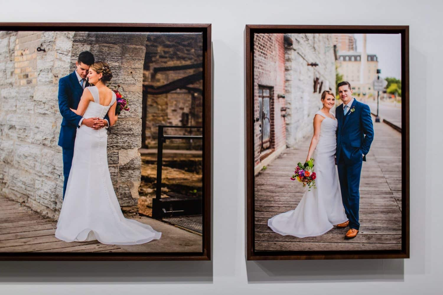 Minneapolis Wedding Photo Wall Art