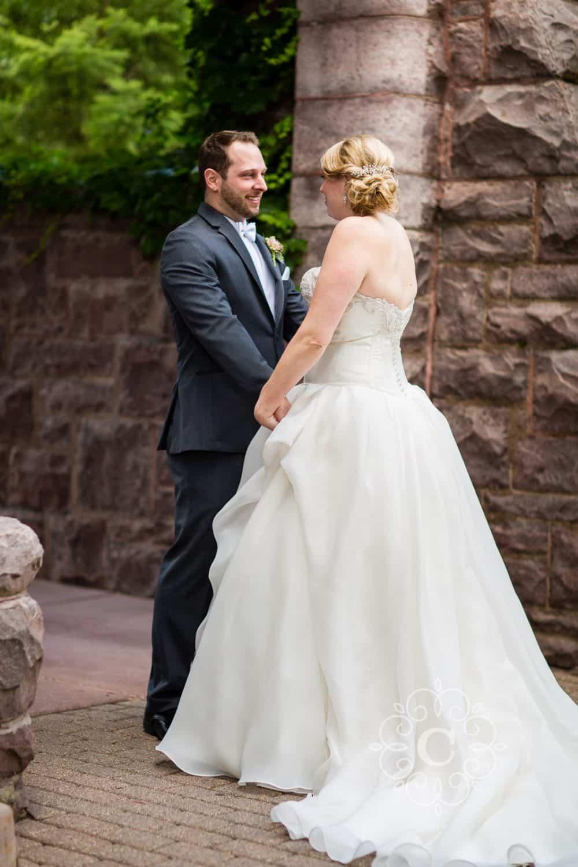 Van Dusen Mansion Wedding by Minneapolis Wedding Photographer Carina Photographics
