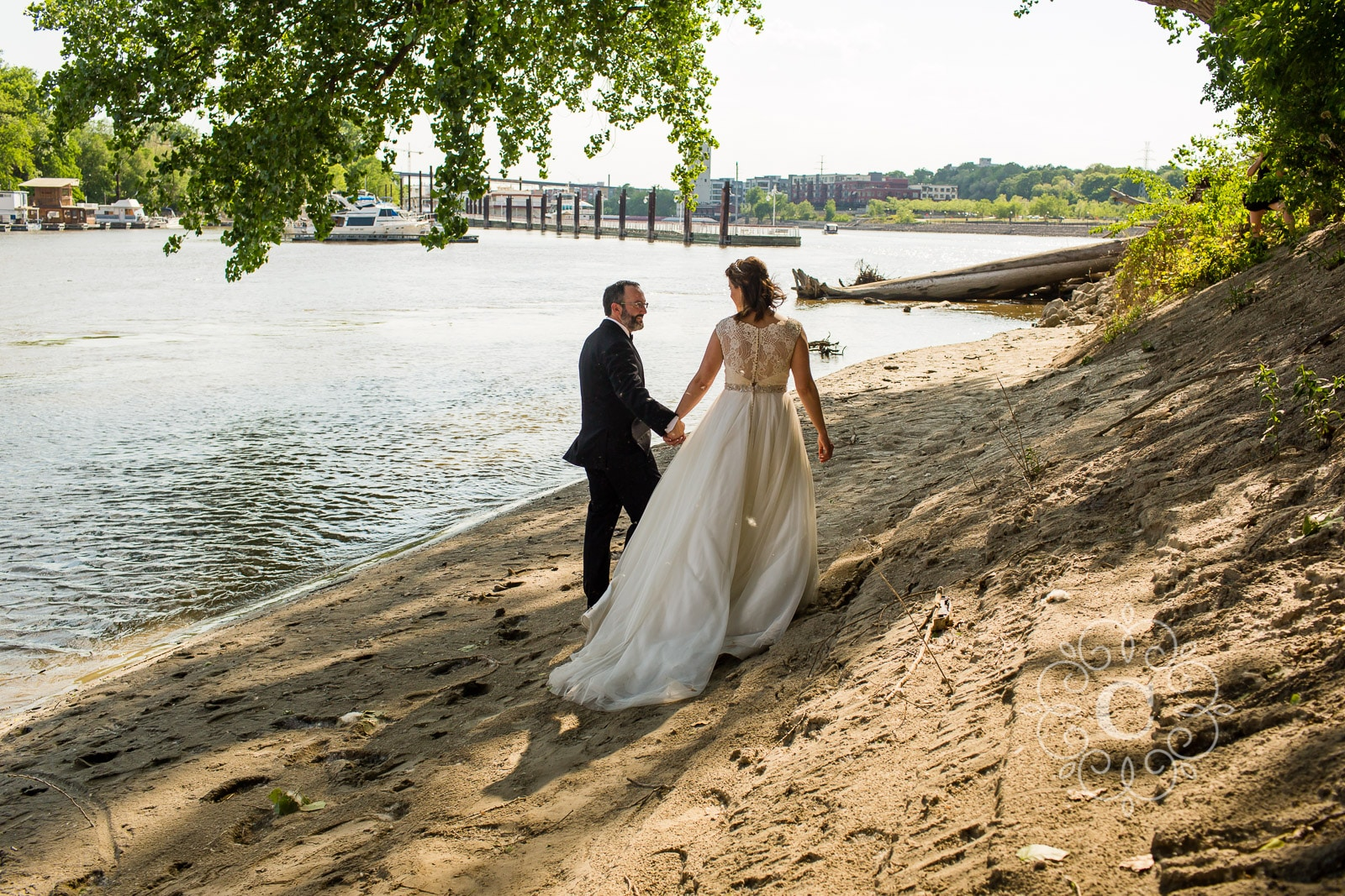 MN Boat Club Wedding
