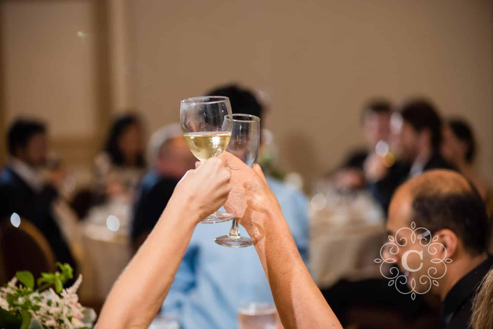 St Paul Hotel Wedding Photo