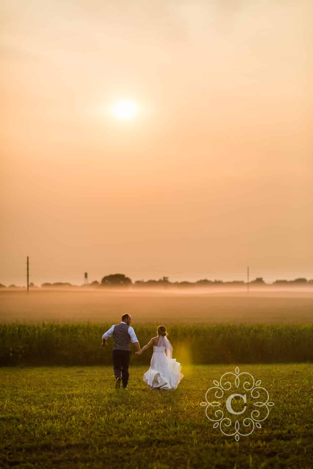 Minnesota Barn Wedding Photos