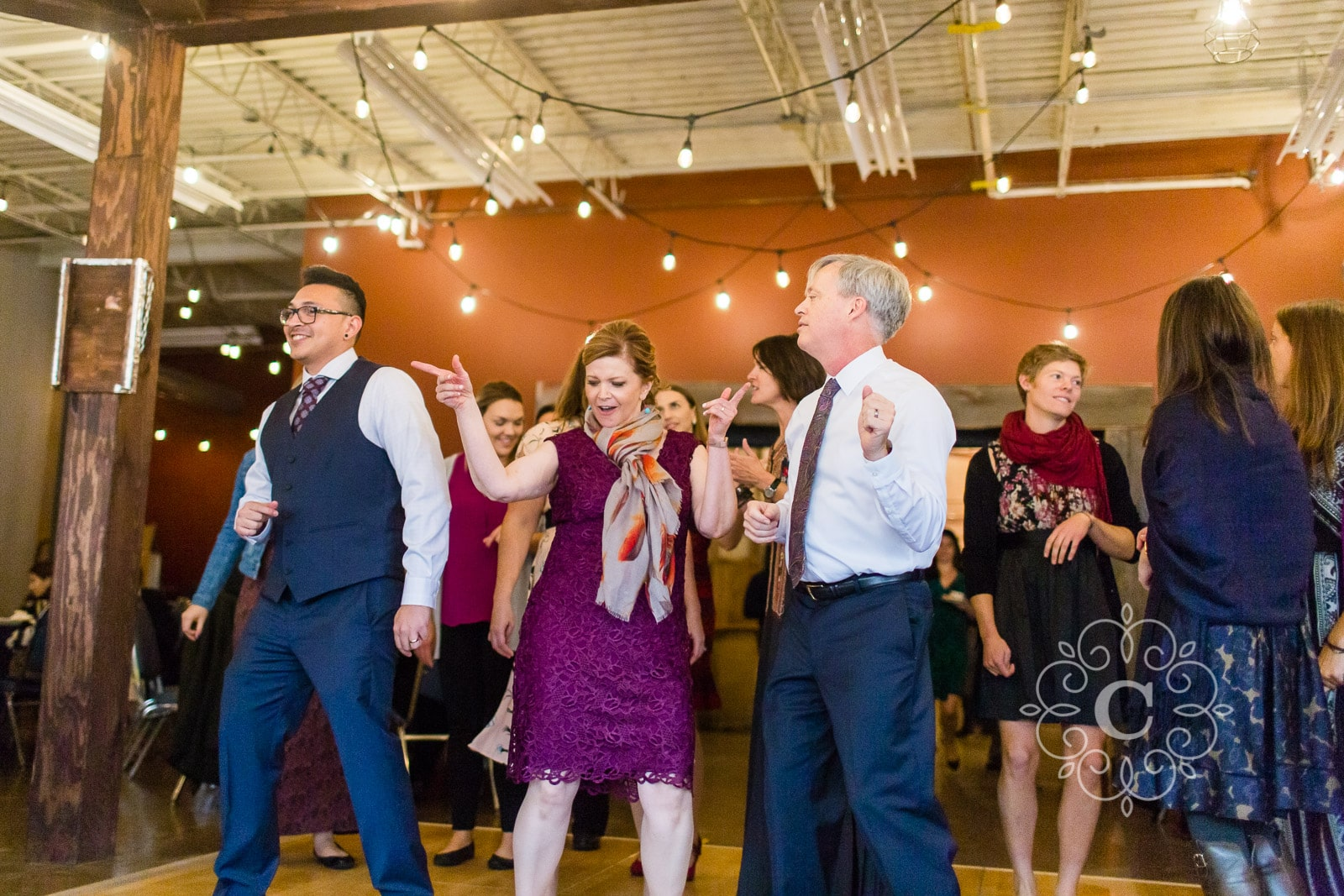 Urban Growler Brewing Company Wedding Reception Photo