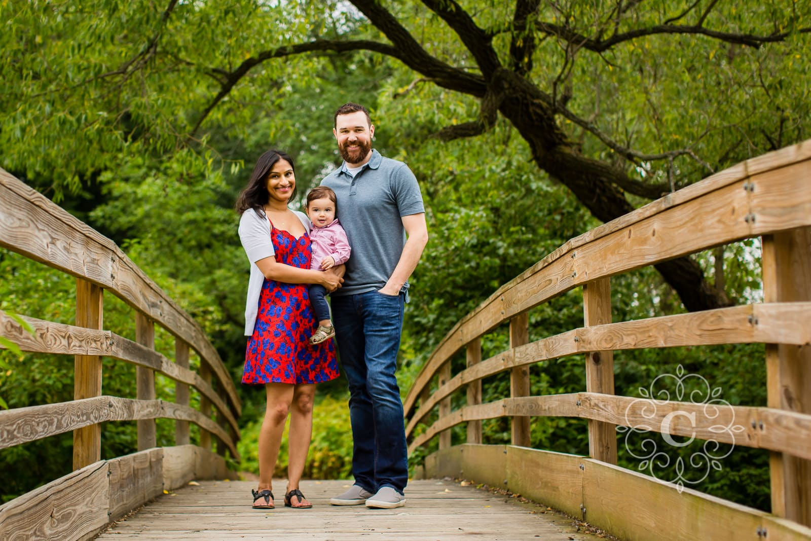 Minnesota Landscape Arboretum Family Photography