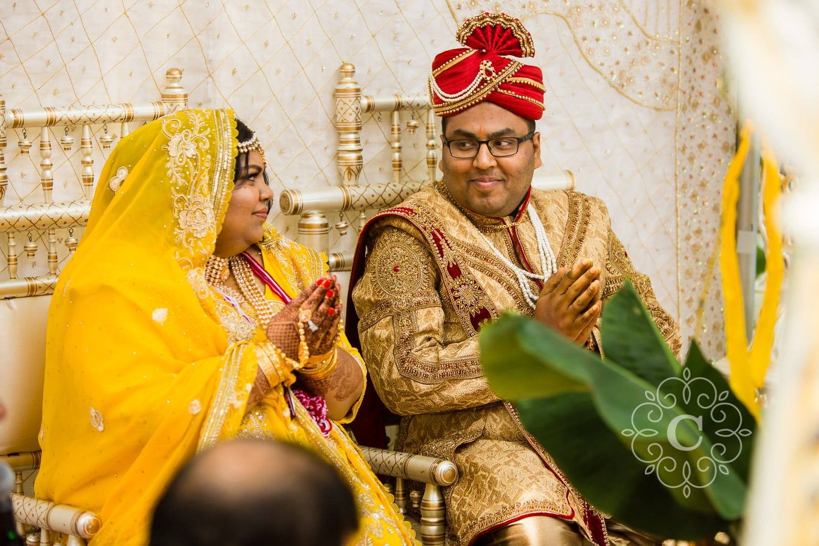 Minnesota Hindu Wedding Photo