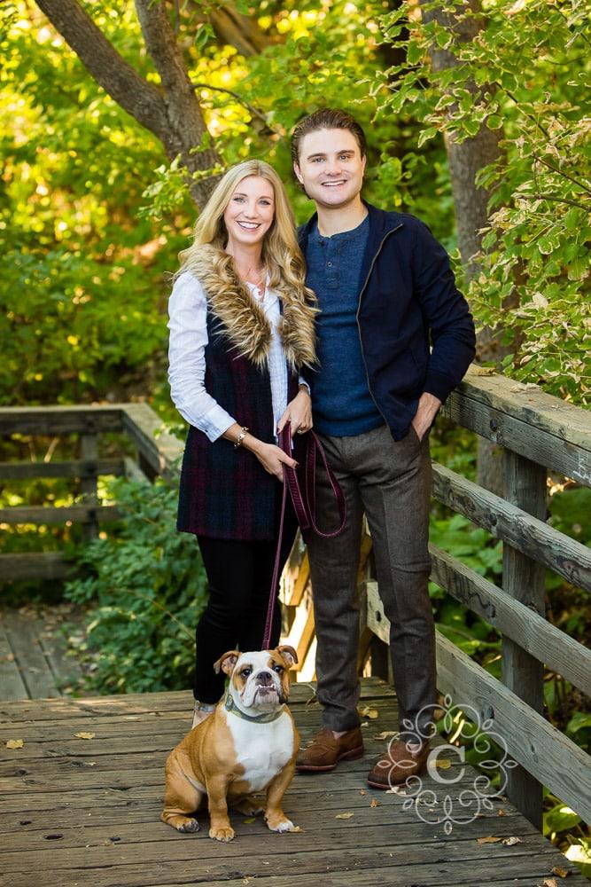 Dog Engagement Photo Ideas