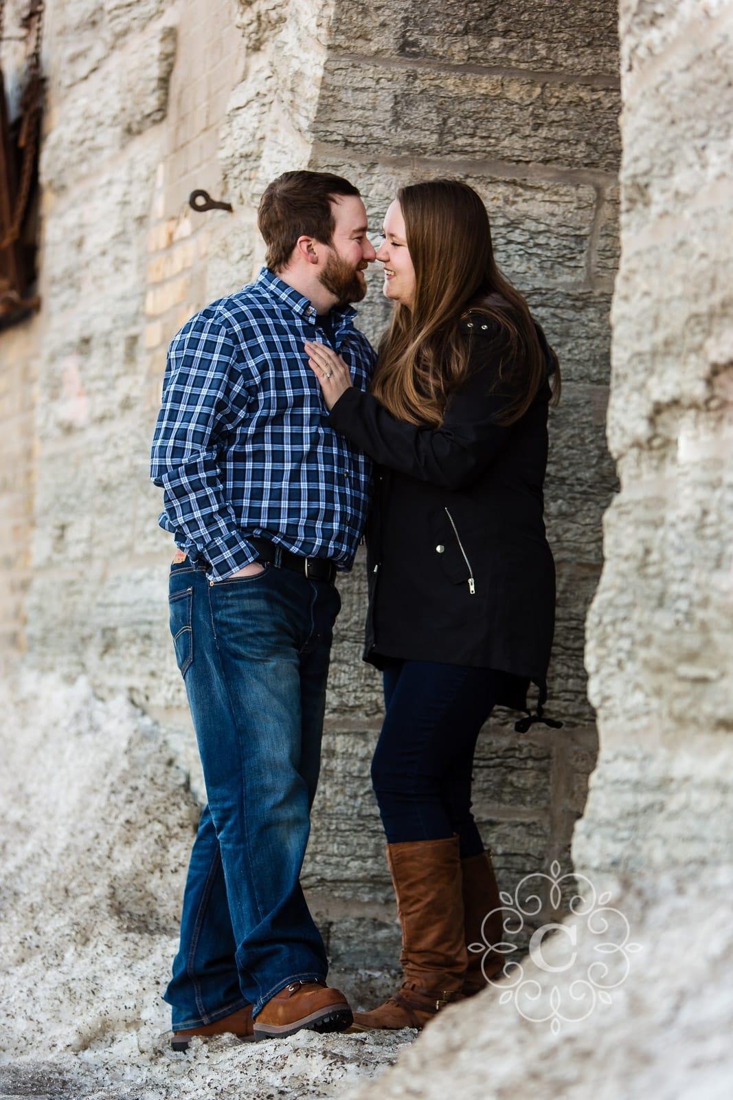 Minneapolis Engagement Photography
