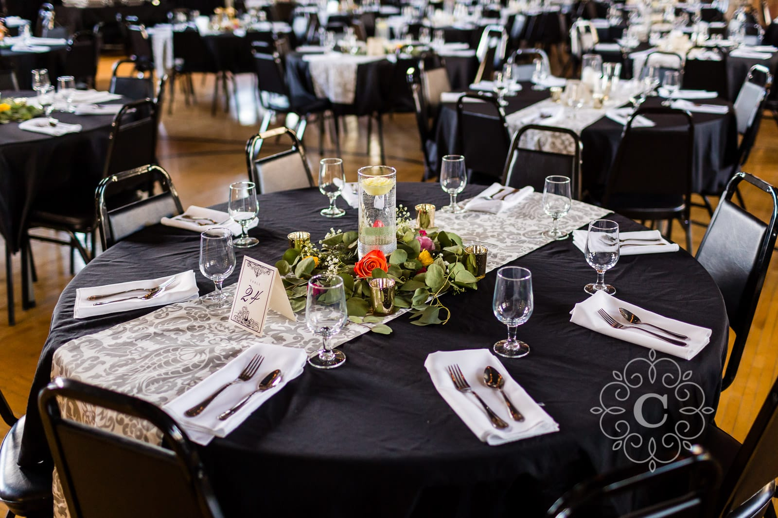 Northfield Armory Event Center Wedding