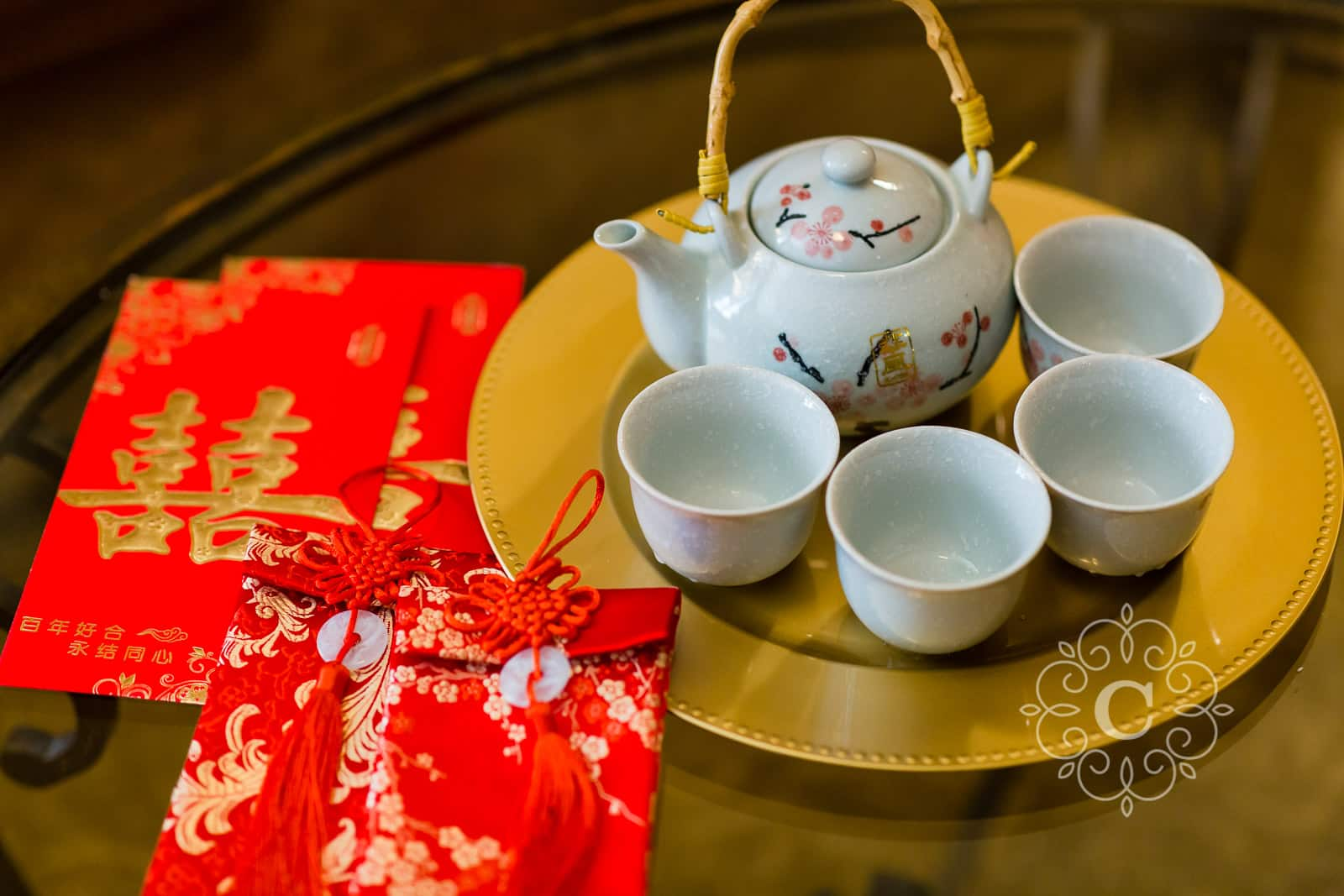 Chinese Tea Ceremony St Paul Hotel Photo