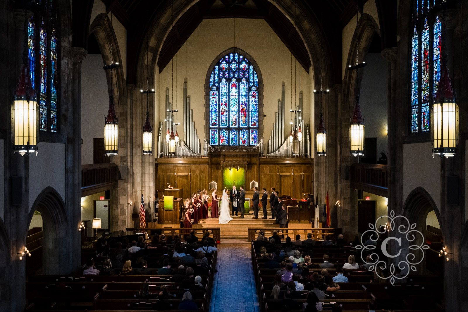 Hamline Church MN Wedding Photos