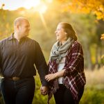 Minnesota Landscape Arboretum Engagement Photo