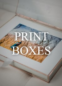 Heirloom Print Boxes