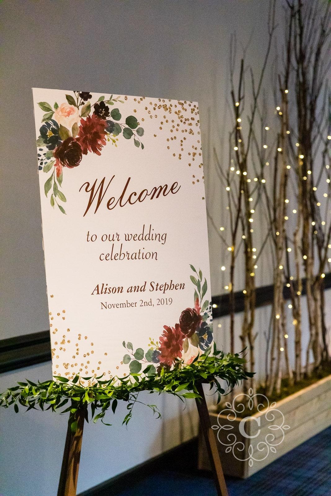 Graduate Hotel Minneapolis MN Wedding Photo