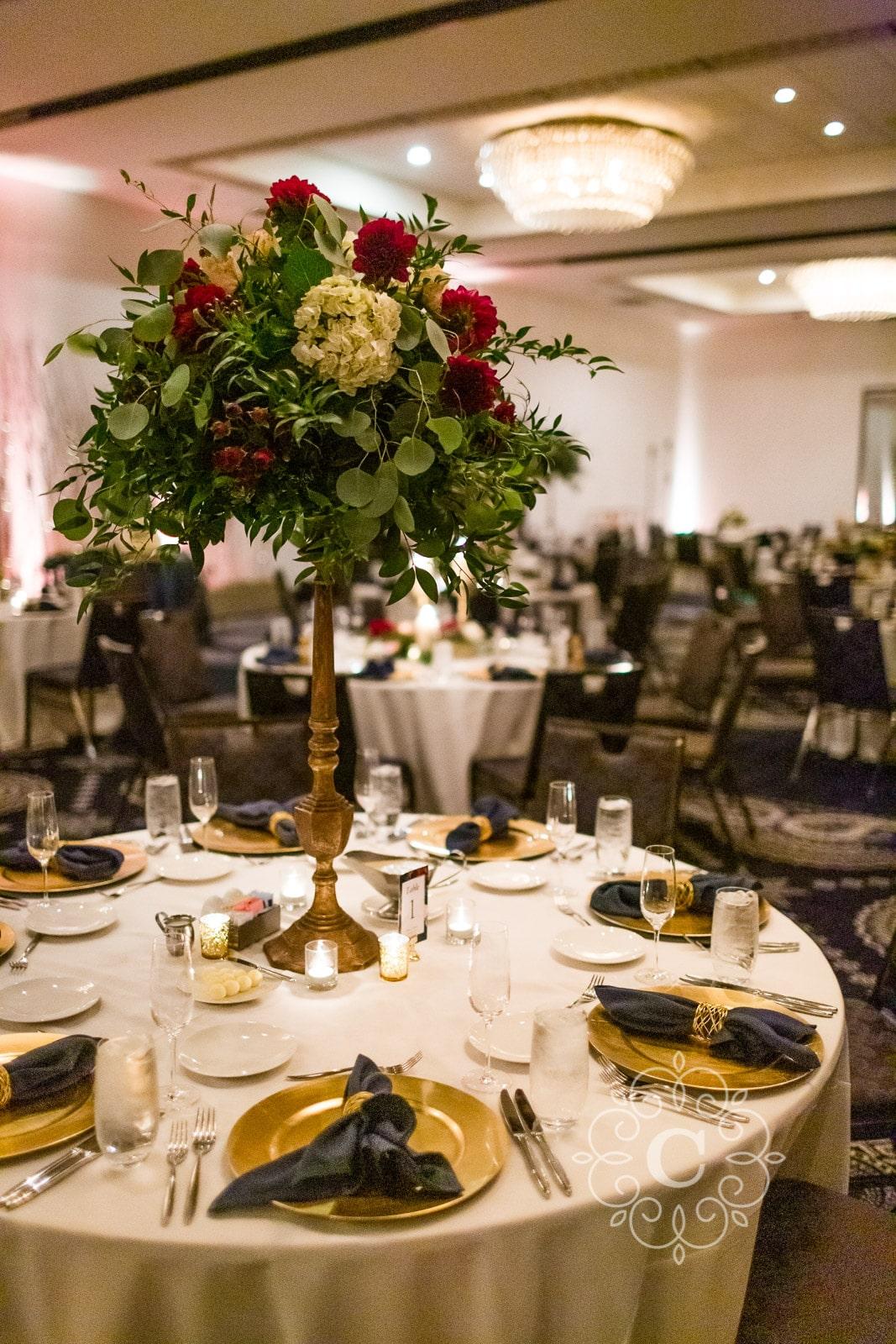 Graduate Hotel Wedding Minneapolis MN Photo
