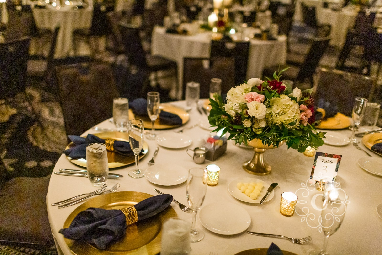 Graduate Hotel Wedding Minneapolis MN Photo