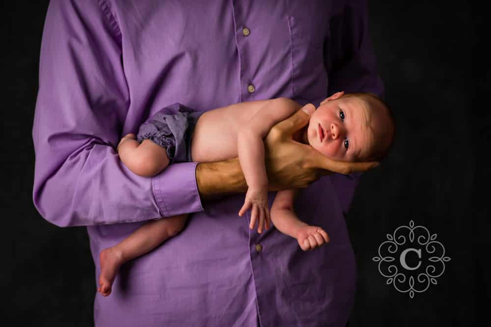 MN Newborn Studio Photo
