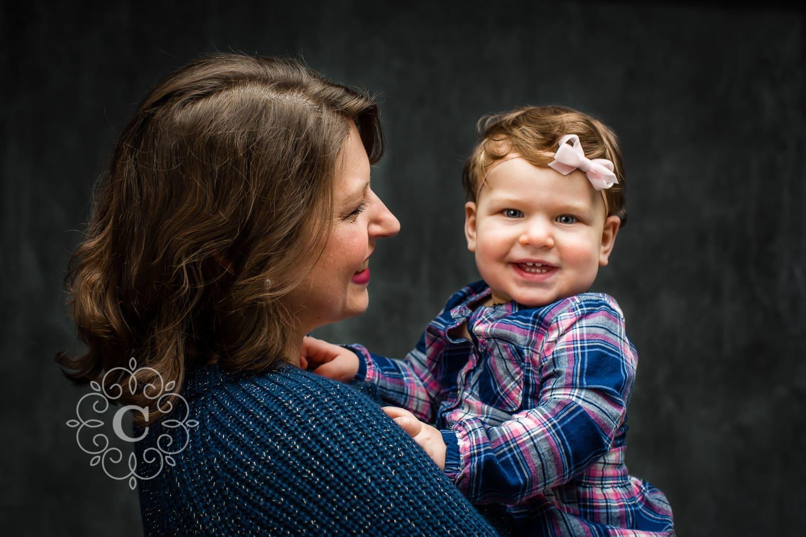 Studio Family Portrait Photography