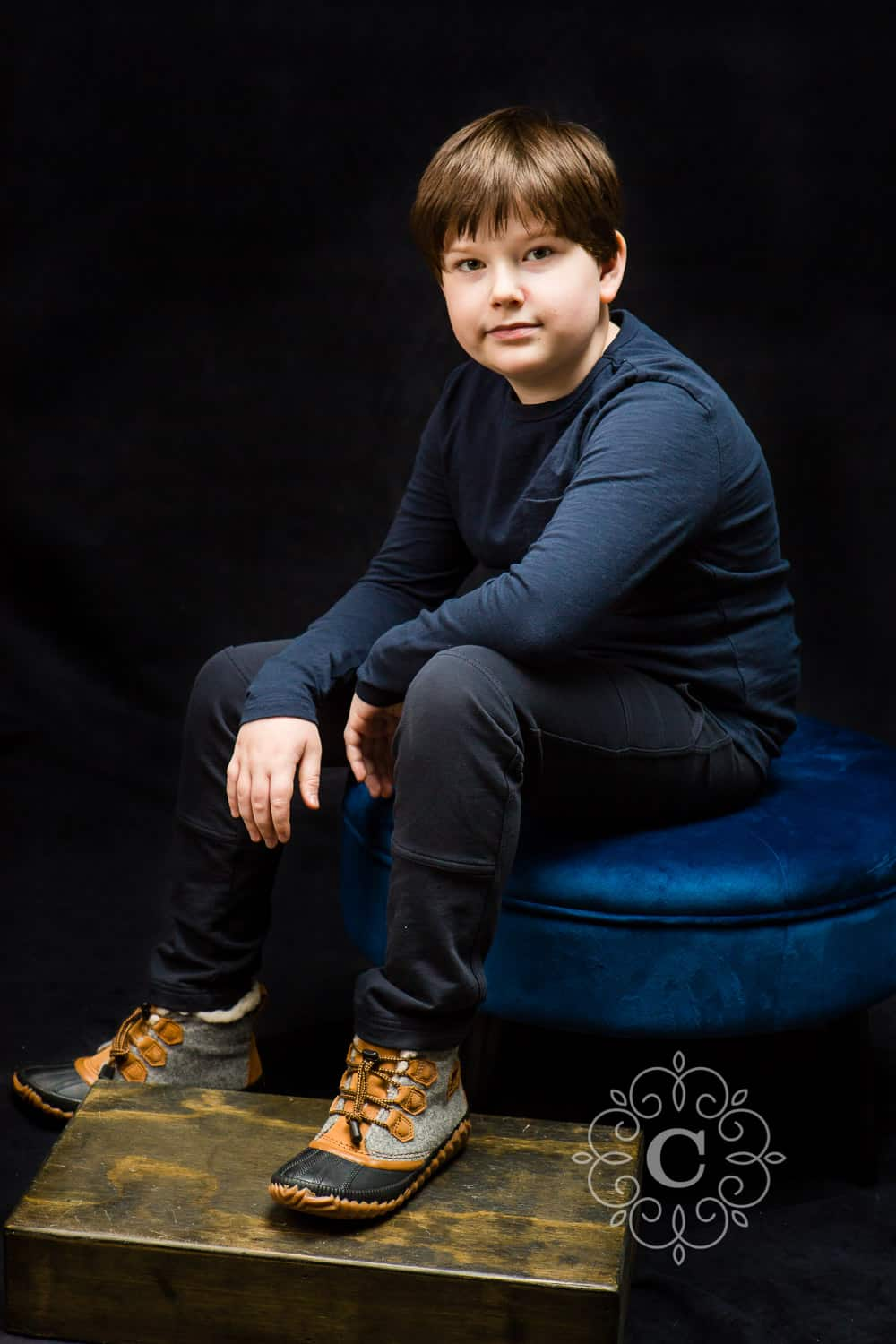 Family Studio Portrait Photography MN
