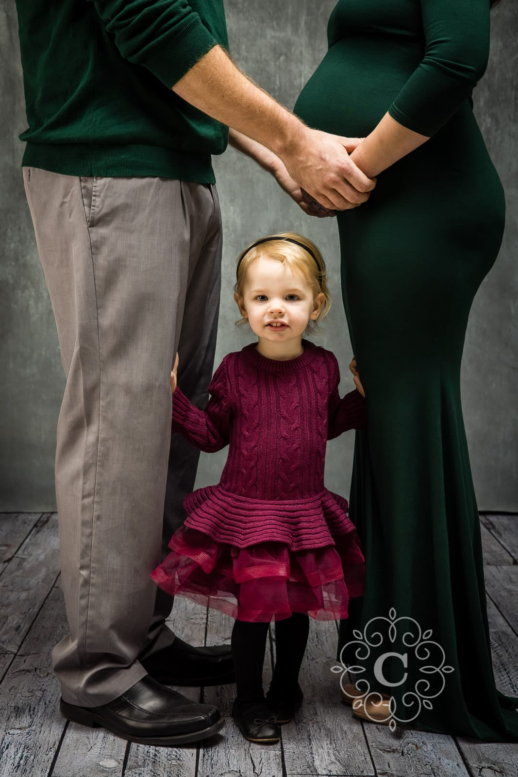 MN Maternity Family Photo
