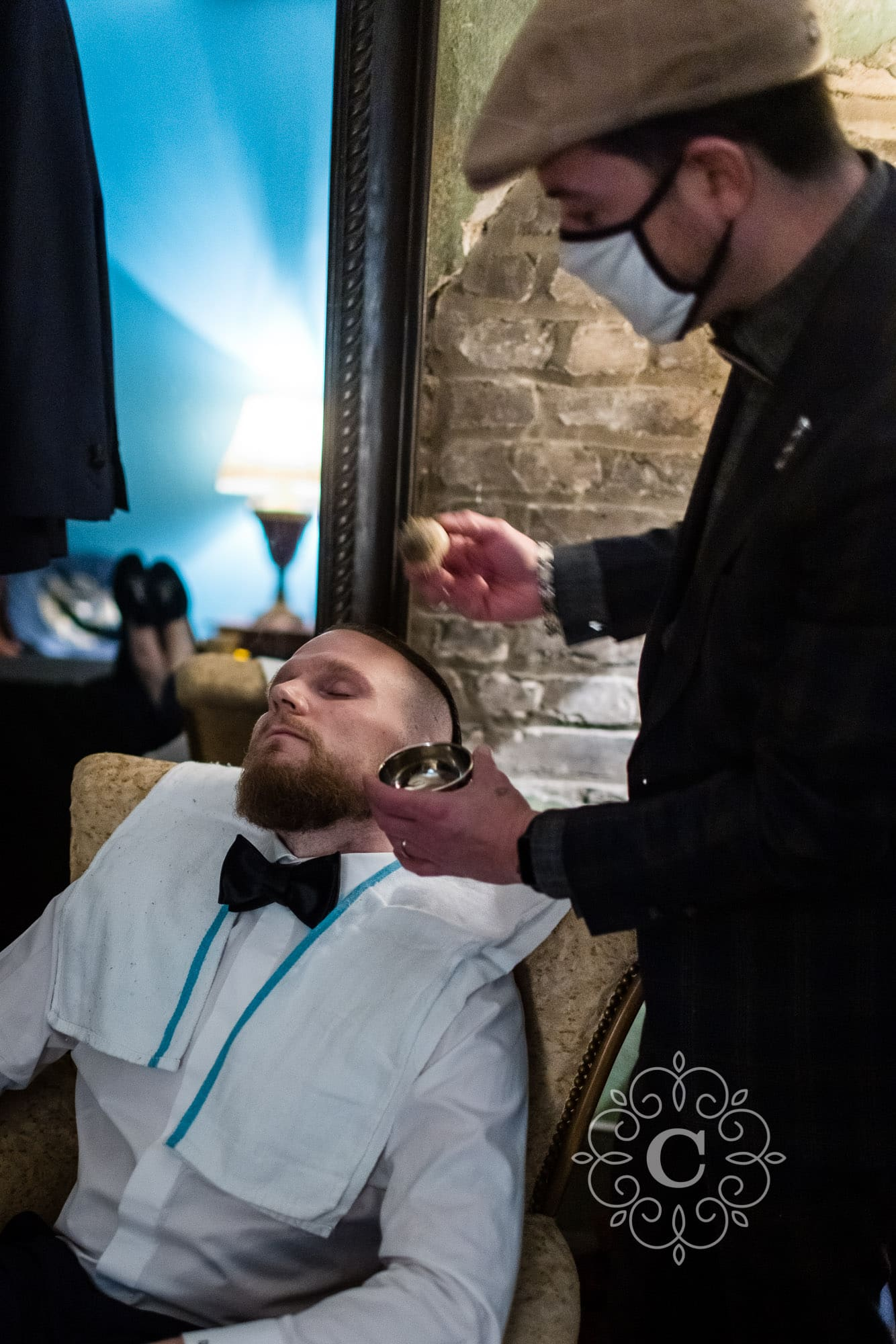 MN Theater Wedding Photography
