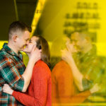 Guthrie Theater Engagement Photo