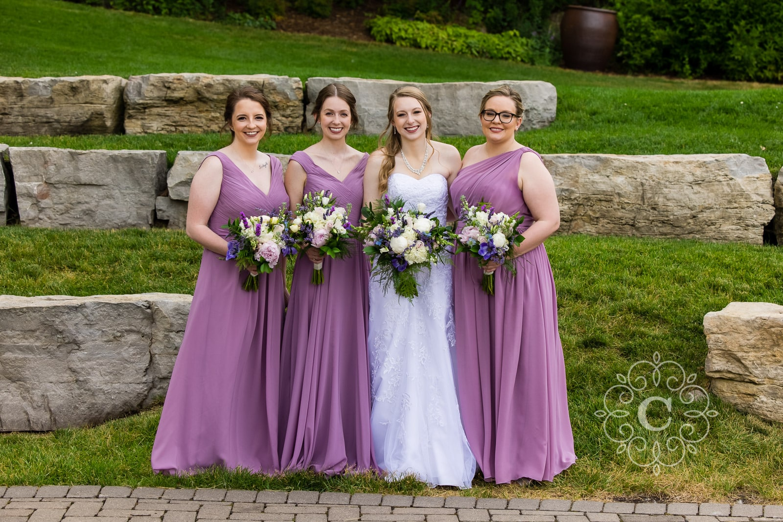 Three Rivers Parks Wedding Photography