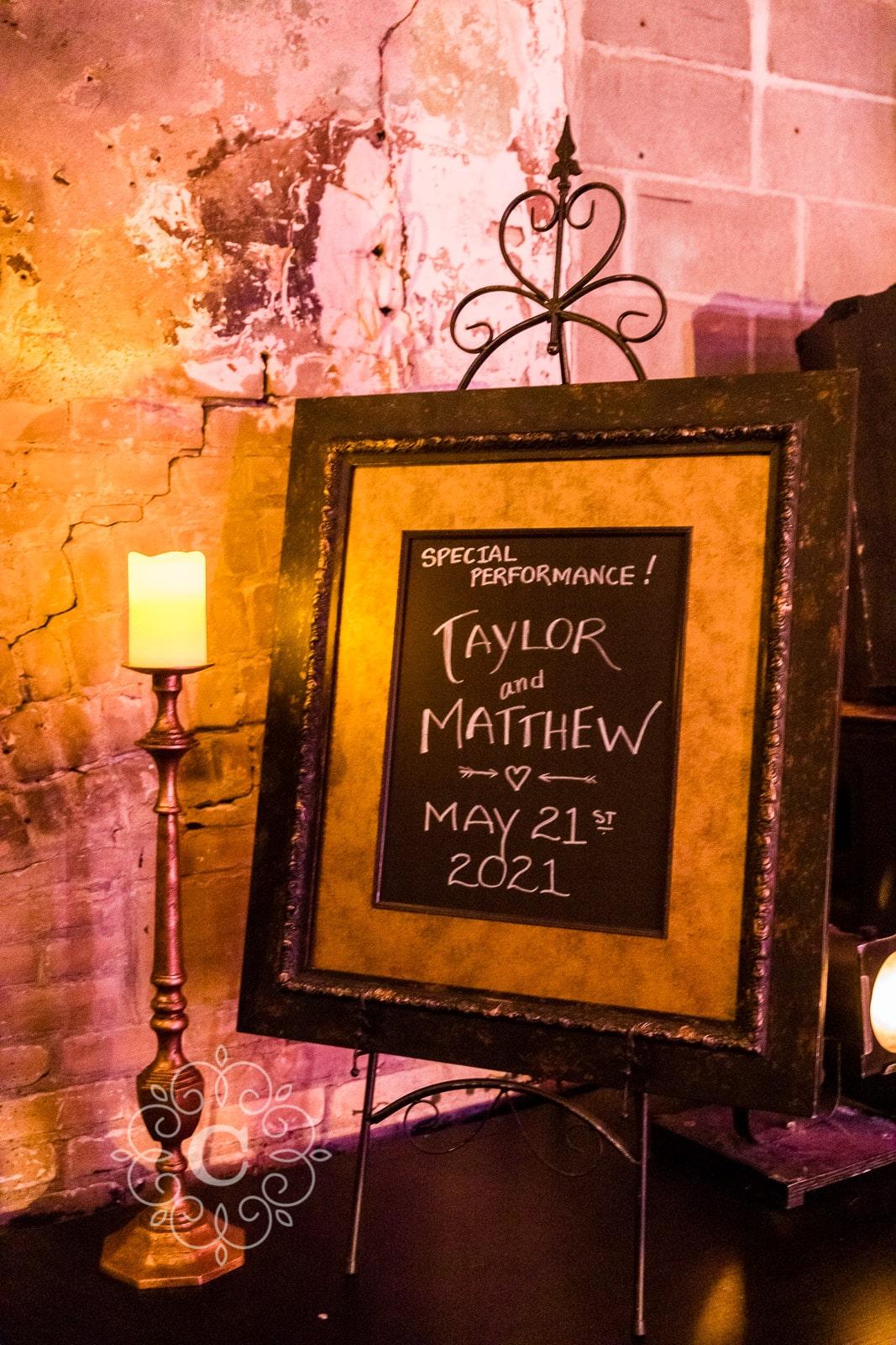 Minneapolis Theater Wedding Photography
