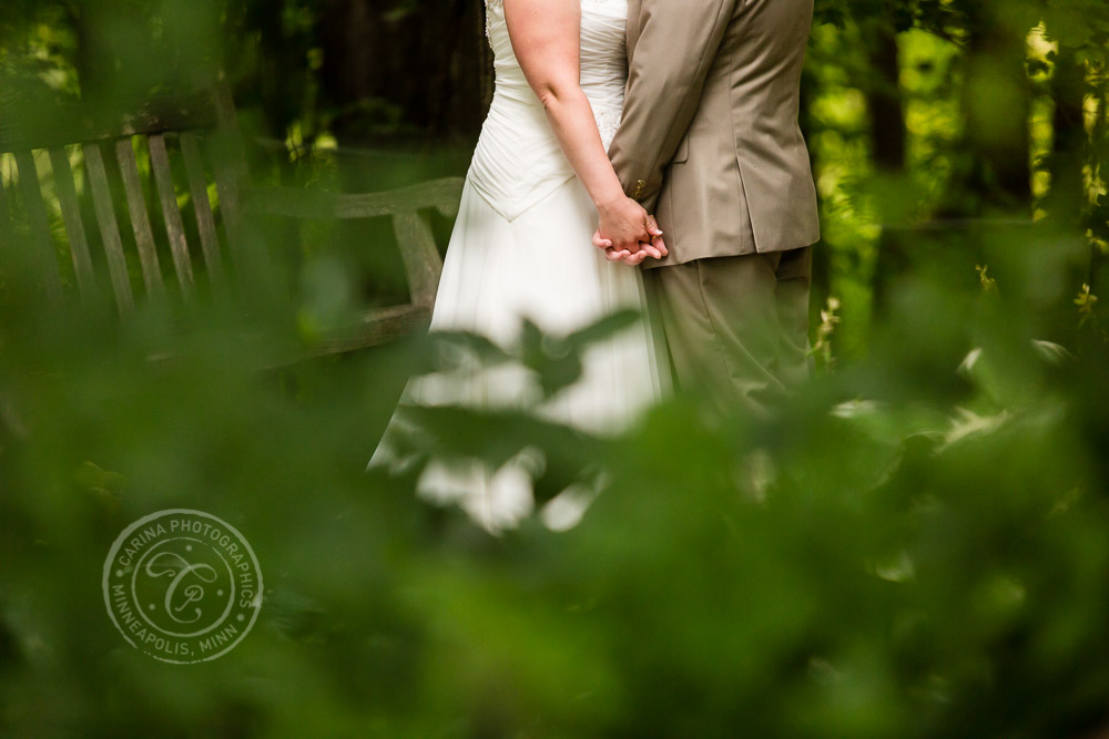 Minnesota Landscape Arboretum Weddings
