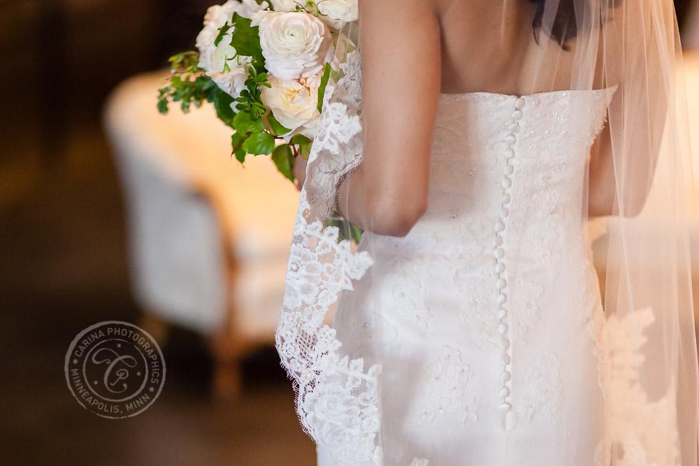 Aria Mpls Wedding Photo