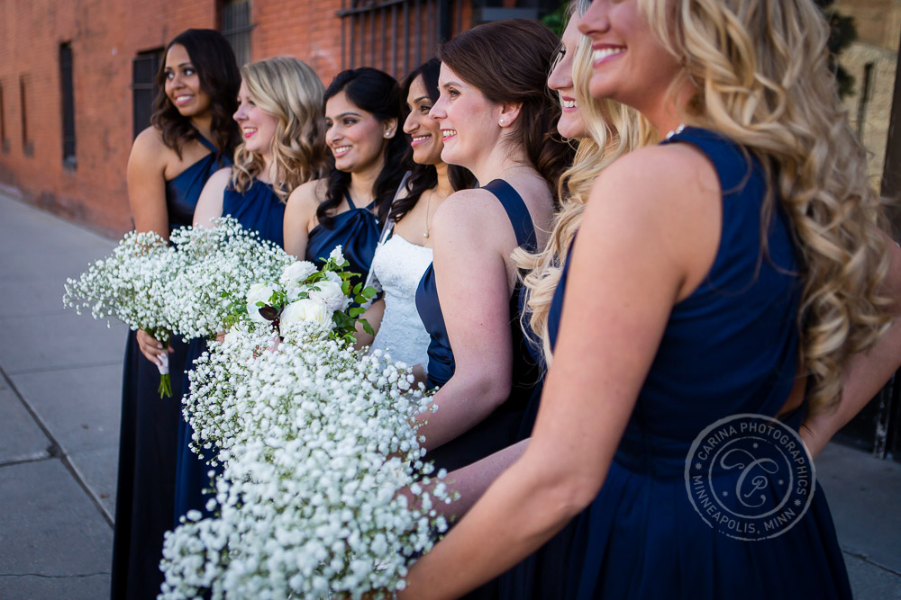 Aria Mpls Wedding Photo
