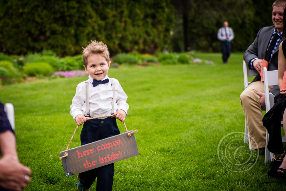 Arneson Acres Edina MN Wedding Photo
