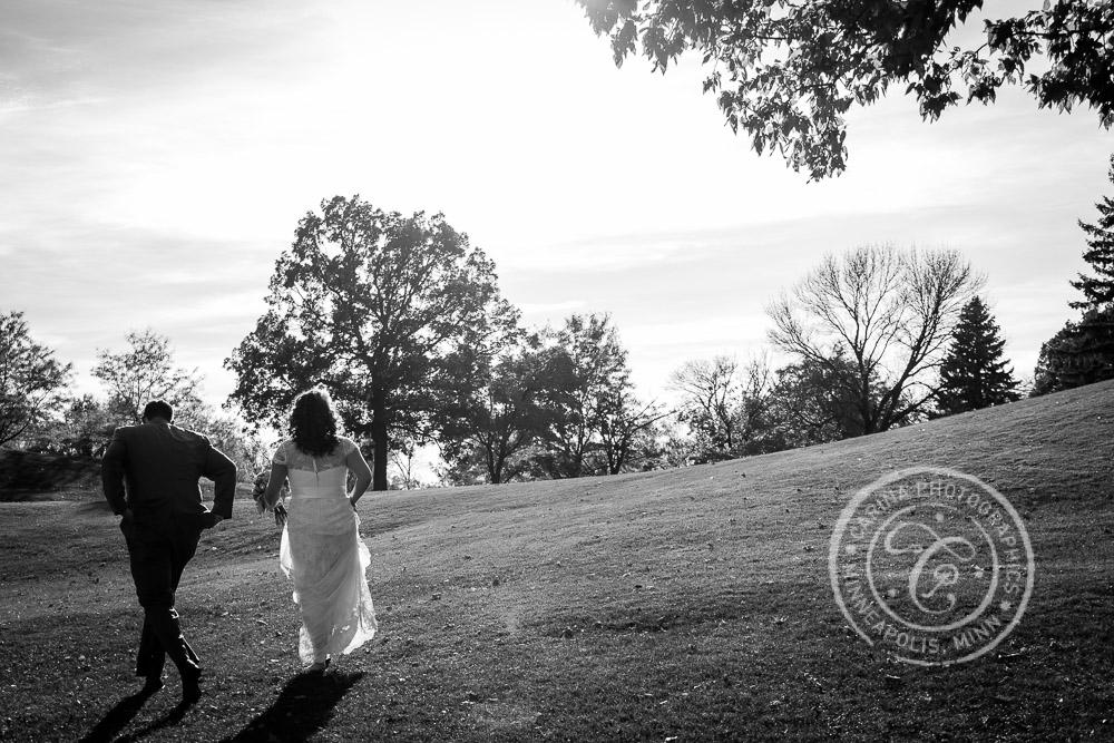 Columbia Manor Minneapolis MN Wedding Photo