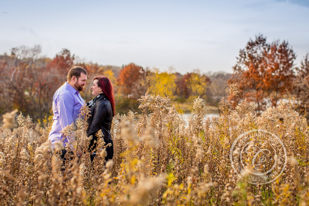 Lebanon Hills Eagan Minneapolis MN Engagement  Photo