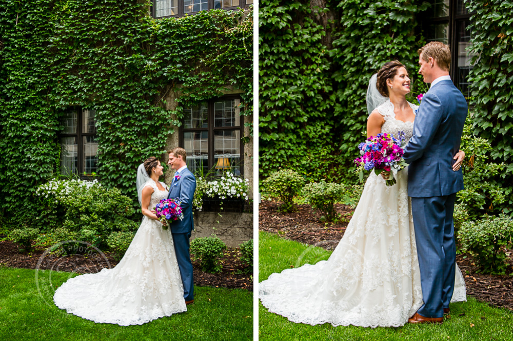 Minneapolis Club MN Wedding Photography