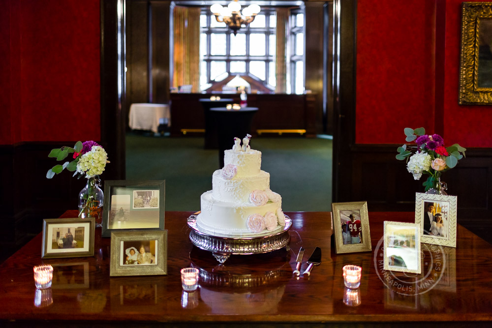 Minneapolis Club Wedding Venue