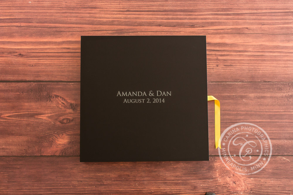 Minneapolis Wedding Photography Albums 1