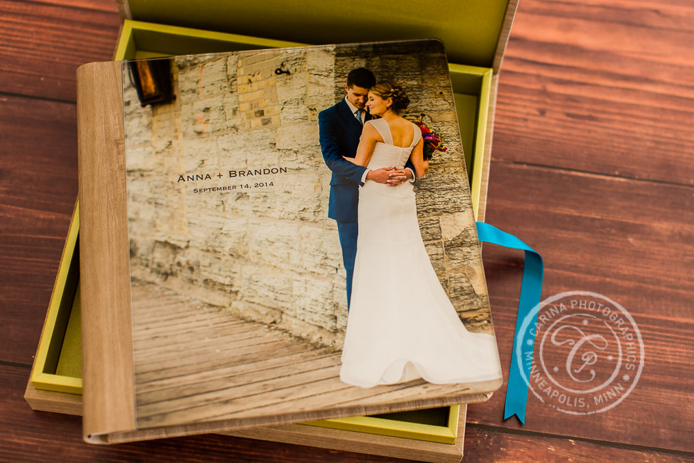 Minneapolis Wedding Photography Albums 10