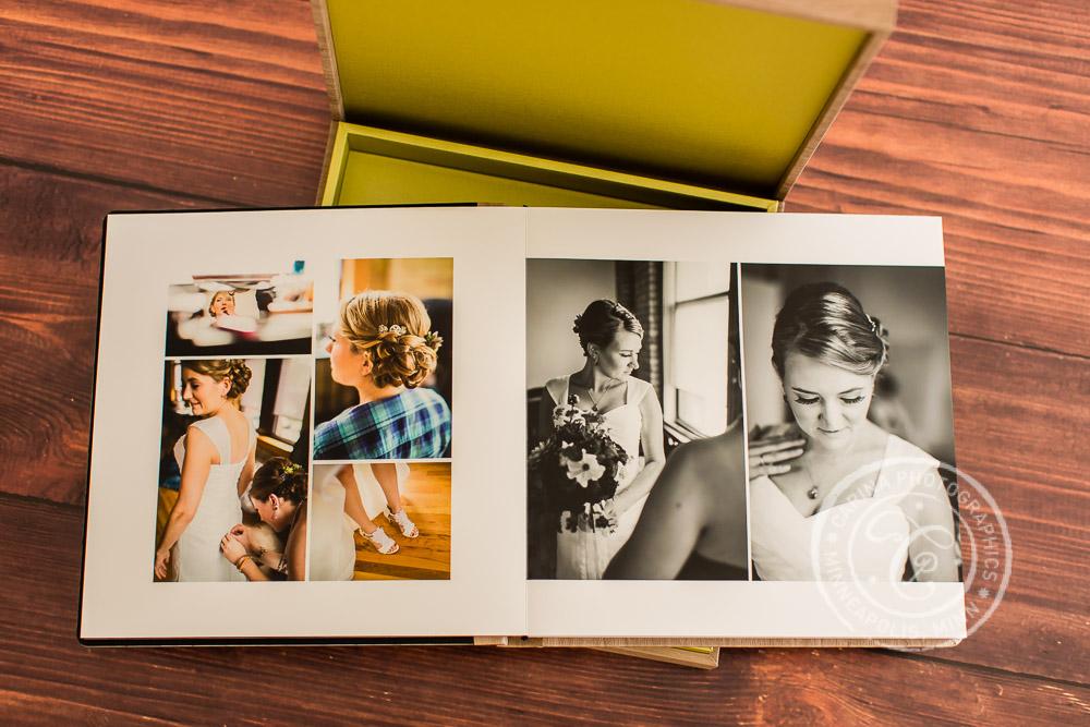 Minneapolis Wedding Photography Albums 11