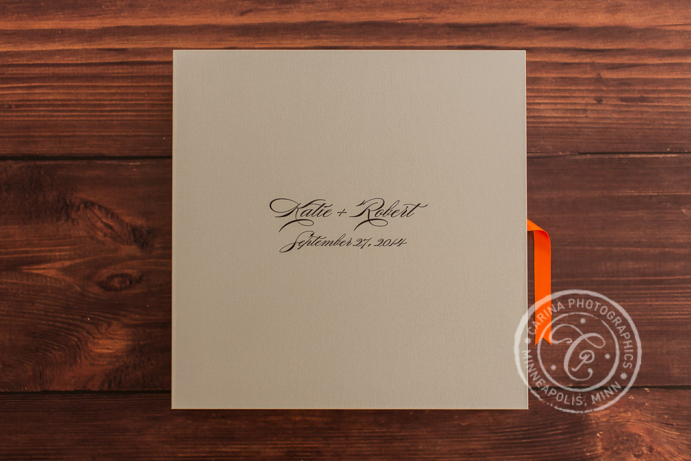 Minneapolis Wedding Photography Albums 14