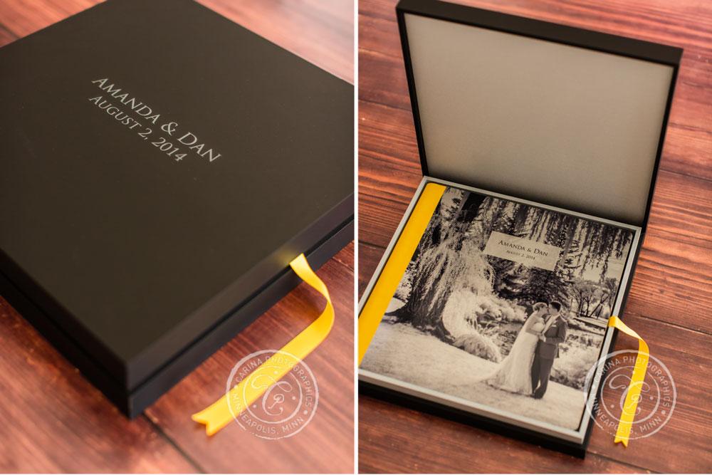 Minneapolis Wedding Photography Albums 2