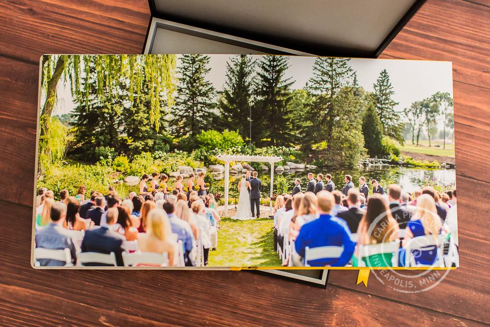 Minneapolis Wedding Photography Albums 5