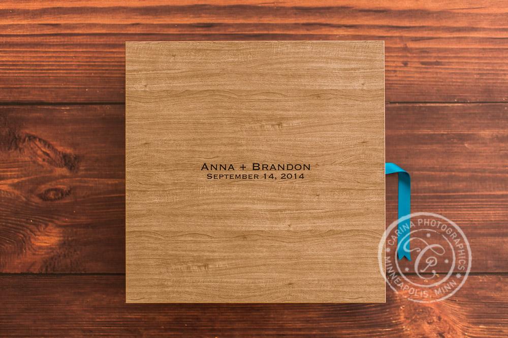 Minneapolis Wedding Photography Albums 7