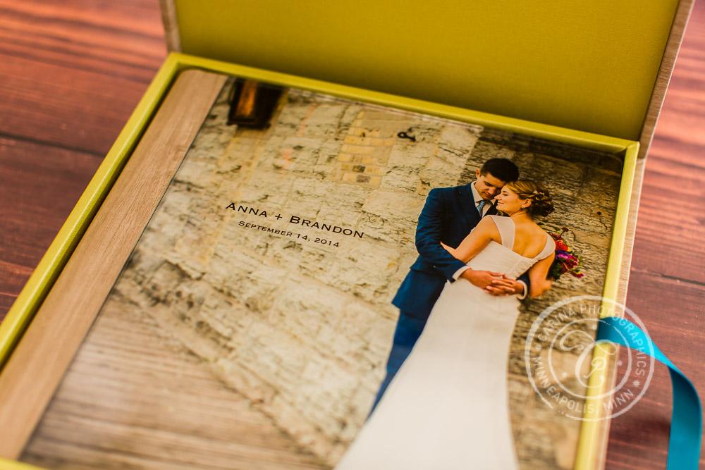 Minneapolis Wedding Photography Albums 9