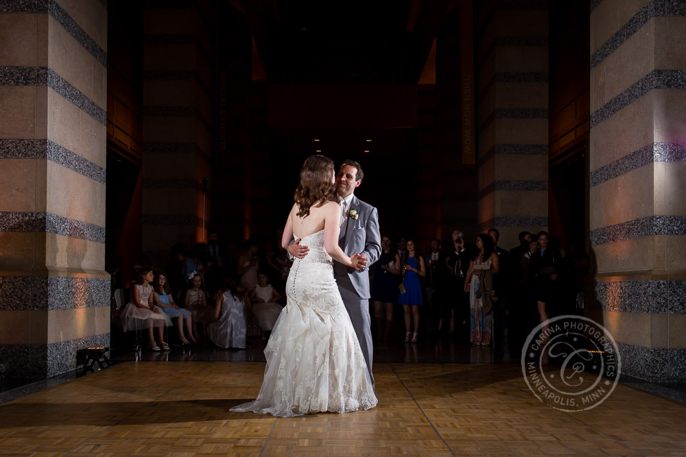 MN History Center Wedding Photography