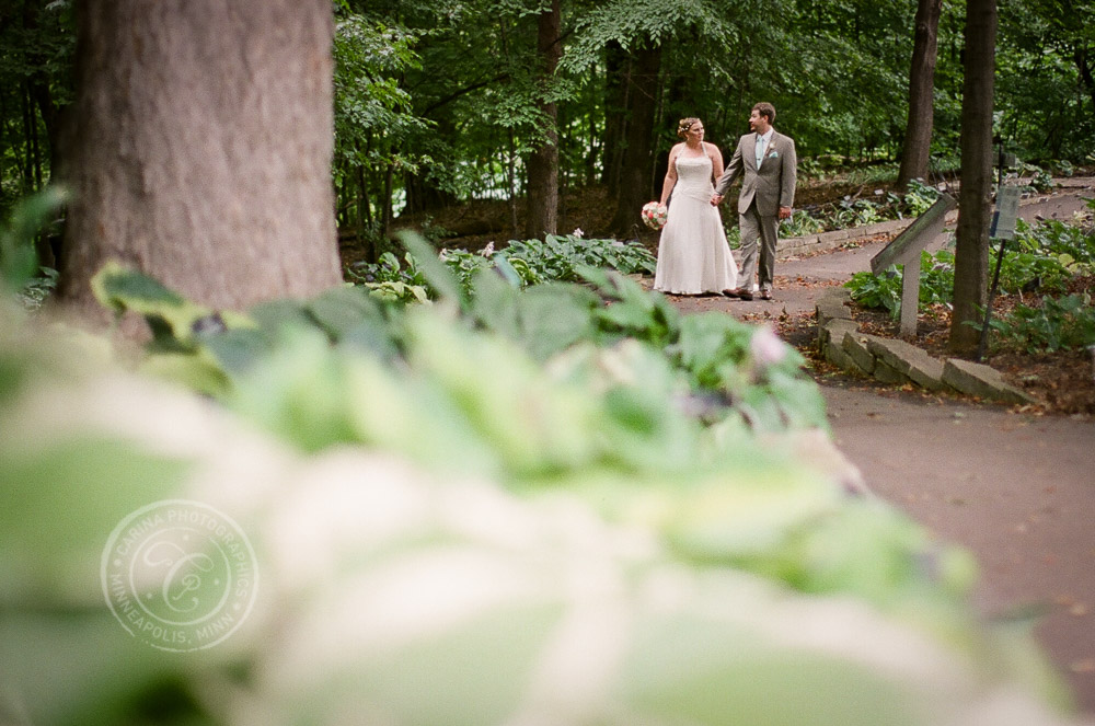Minnesota Landscape Arboretum Wedding Photos