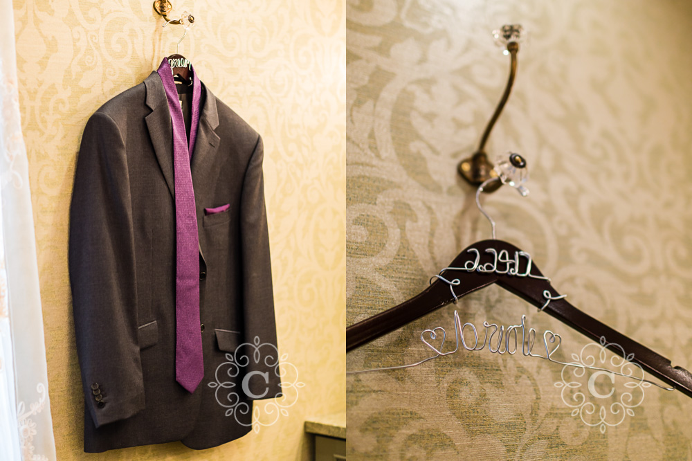 Nicollet Island Inn Minneapolis Wedding Photo