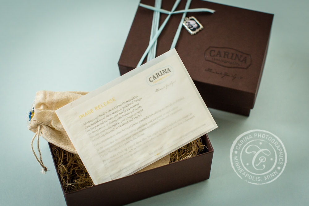 Carina Photographics Photography Packaging Print Release