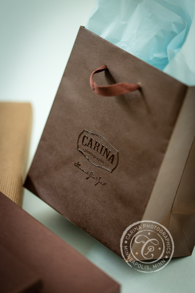 Carina Photographics Photography Packaging Bags
